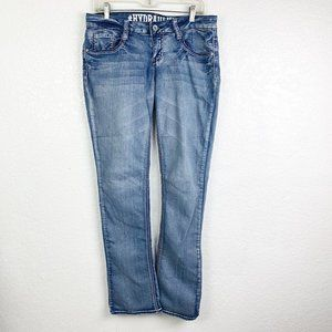 Hydraulic 11/12  Bailey Low Rise Bootcut Jeans